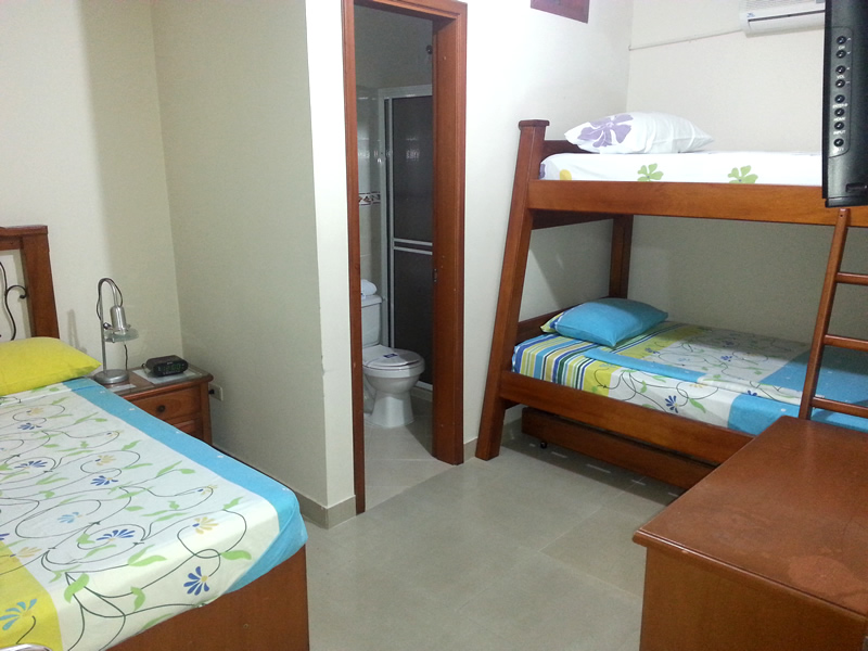 Habitación Triple (2)